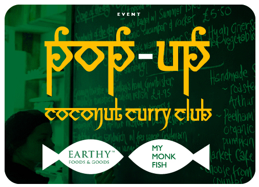earthy foods coconut curry club edinburgh